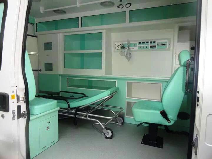 Ambulância UTI Móvel