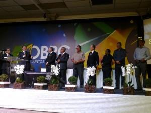 Roberto de Lucena e os pastores da OBPC