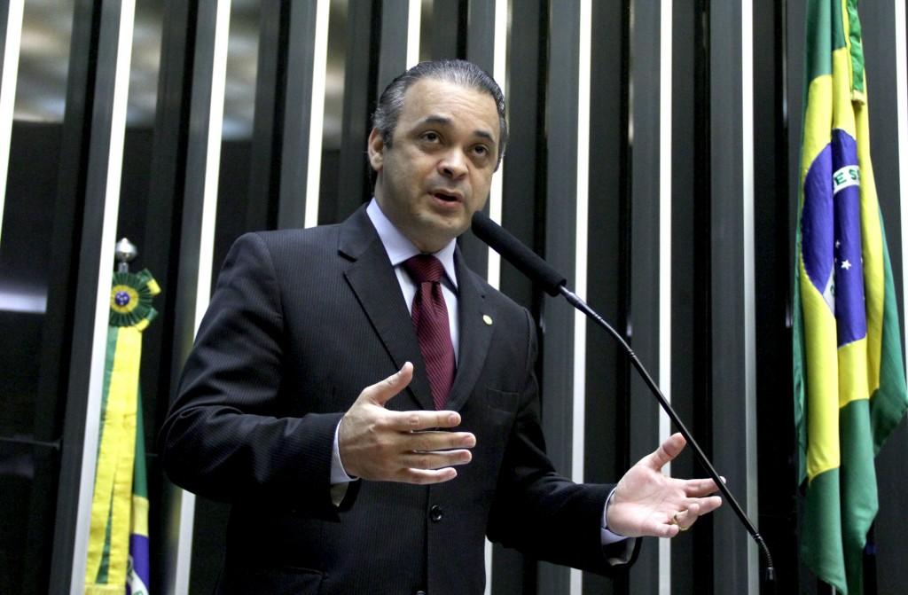 Deputado federal Roberto de Lucena (PV-SP)