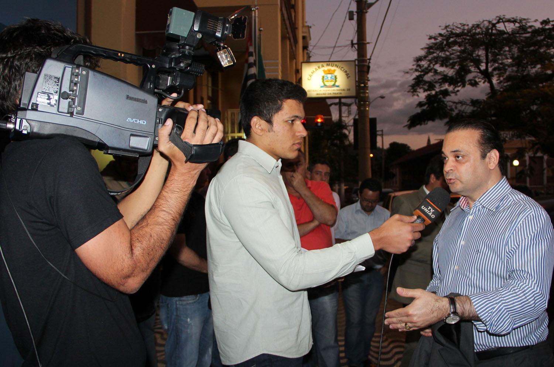 Entrevista à TV União