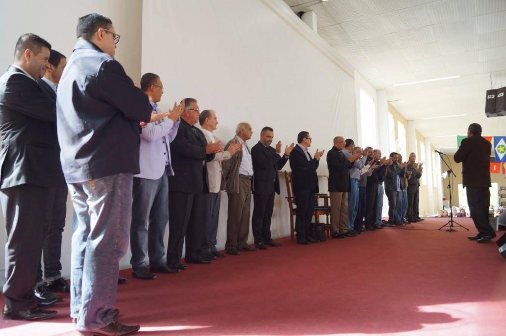 Pastores superintendentes da OBPC em todo o Estado